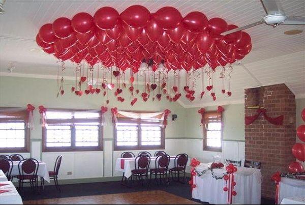 Как самим украсить помещение для свадьбы
